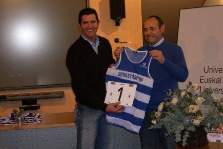 2006 Abraham Olano, Leire Elosegi eta Ane Lasa