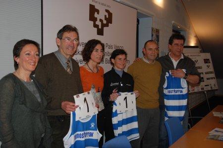 2007 Rosi Talavera, Juanjo Ozcariz y Ramón Cid