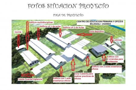 Memoria anual del proyecto solidario de 2014 - Proyecto club deportivo ...
