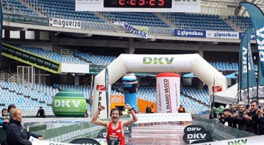 Ganador 2012, Asier Cuevas